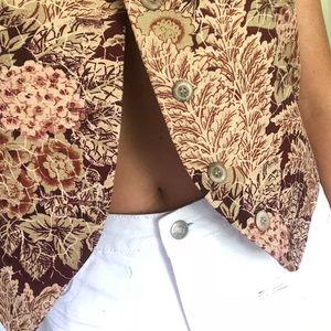 Vest vintage